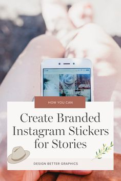 How you can Create Branded Instagram Stickers for Stories | A video tutorial showing you how to create animated GIF stickers using procreate on your iPad. Design fun branded stickers for your Instagram stories. #instagramstickers Create A Brand Logo, Creating A Brand, Create Your Own Gif, Create Yourself, Visual Identity, Brand Identity, Conference Branding, Brand Stickers, Creative Business