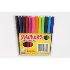 Stationery: Marbig Markers