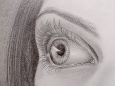 How to Draw a Realistic Eye in Perspective
