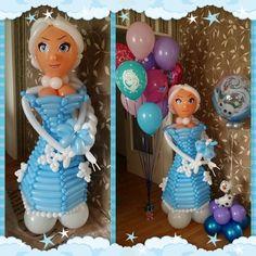 Elsa von FlyBalloons.de