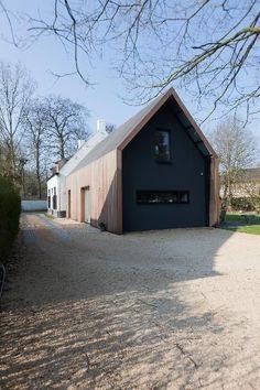 Rénovation / Extension - by Callebaut-Architecten: