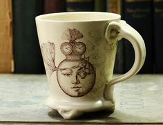 Coffee Cup - Steampunk