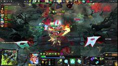 Natus Vincere Vs HellRaisers'(game1)[Red Bull Battle Grounds Dota 2]
