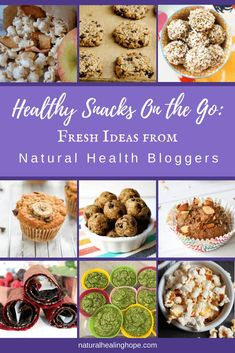 Are you looking for some new healthy snack ideas? Here is a collection of fresh ideas for healthy snacks on the go from Natural Health… Healthy Diet Tips, Healthy Recipes, Healthy Snacks For Kids, Yummy Snacks, Whole Food Recipes, Healthy Lifestyle, Family Recipes, Paleo Diet, Free Recipes