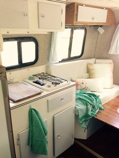Vintage Camper Trailers are all the rage. I've rounded up a small collection of beautiful campers plus a few restoration ideas. Time to hit the open road in your own restored vintage camper trailer. Casita Camper, Casita Trailer, Scamp Camper, Scamp Trailer, Truck Camper, Tiny Camper, Camper Life, Camper Van, Vintage Campers Trailers