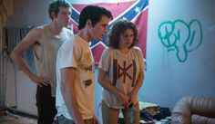 GREEN ROOM (2016) Blu-ray Review, a movie written and directed by Jeremy Saulnier, starring Anton Yelchin, Imogen Poots, Alia Shawkat and…