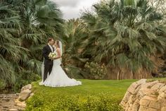♥ Angela + Adam ♥ #golfcoursewedding #outdoorwedding