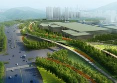 SWA Group has been selected to redesign Futian District in Shenzhen, China