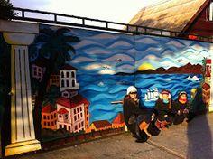 Mural Av. Alemania