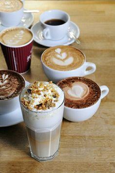 ¿De qué tipo de café te antojás hoy?