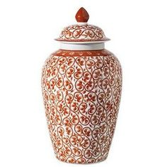 ginger jars | ... williams sonoma home coral medium temple ginger jar $ 195 wshome com