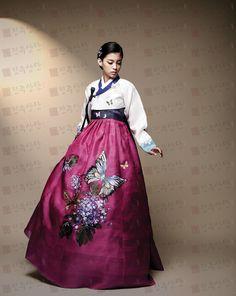 진주상단한복 퓨전한복 신부한복 : 네이버 블로그