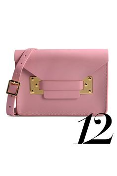 Sophie Hulme bag, $498, shopBAZAAR.com.   - HarpersBAZAAR.com