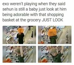 That is how you disguise yourself.idol style (more like sehun style) XD That is how you disguise yourself.idol style (more like sehun style) XD That is how you disguise yourself.idol style (more like sehu Exo Ot12, Chanbaek, Kaisoo, K Pop, How To Disguise Yourself, Transformers, Chanyeol Baekhyun, Exo Facts, Humor