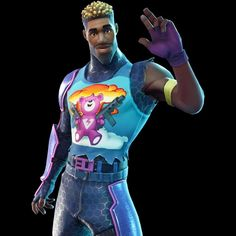 "Another new skin found in the fortnite v3.6 called ""Brite gunner"" We are sure he will share the brite bag with brite bomber. #fortnite #fortnitememes #fortniteclips #fortnitebattleroyale #fortnitecommunity #fortniteleaks #fortniteskins"
