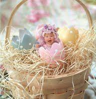 * Baby Blossom * spring * easter * Valerie Tabor Smith *