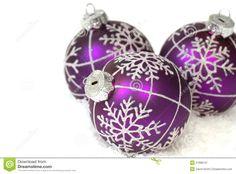 purple christmas - Google Search