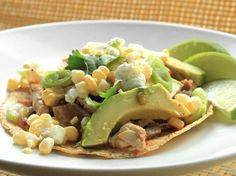 One-Pot Wonders: 20-Minute Spicy Chicken Tacos With Corn, Feta, and Avocado | Serious Eats