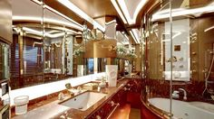 Benetti - Delfino - Bathroom