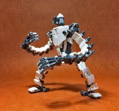 """""""LEGO LAPUTA Robot Soldier-02"""" by ToyForce 120: Pimped from Flickr"""