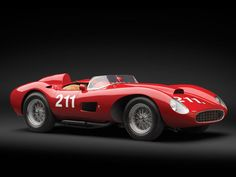 1957  Ferrari 625 TRC Spider Sold for €5.040.000