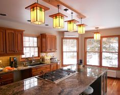 Fantastic modern kitchen room are available on our web pages. look at this and you wont be sorry you did. Craftsman Kitchen, Farmhouse Style Kitchen, Modern Farmhouse Kitchens, Craftsman Style, Cool Kitchens, Craftsman Decor, Craftsman Homes, Interior Design Kitchen, Kitchen Decor