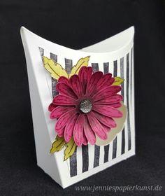 Blog Hop – Blumenvariationen | Jenniespapierkunst.de