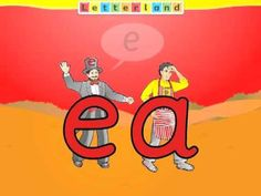 ea - long e sound