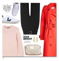 """""""Top Fashion Products Outfit of the Day 3/2/18"""" by jgee67 ❤ liked on Polyvore featuring Veja, Khaite, Veronica Beard, STELLA McCARTNEY, Alexander McQueen, Ippolita, polyvoreblogger and polyvoreeditorial"""