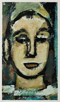 Georges Rouault, Visages, ten portraits