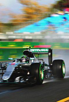 Nico Rosberg l Australia 2016