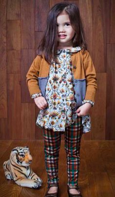 This outfit is coming soon to our shop, we're over the moon with it!