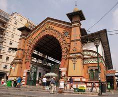 Mercado de Salamanca - overdekte markt Malaga | Beleef Málaga