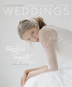Flutter Winter 2014  A Santa Barbara-based publication dedicated to couture wedding and event artistry, Flutter is filled with aesthetic inspiration at its finest. One can peruse through pages and pages of eye candy for brides, hostesses, foodies, farmers, friends and just about anyone seeking design details and frills.