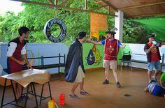 Campamento GA2 zona 3. Fuenteheridos, 19 a 26 de julio de 2014