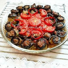 Turkish Recipes, Italian Recipes, Ethnic Recipes, Kebab Wrap, Eggplant Meatballs, Turkish Sweets, Turkish Kitchen, Fresh Fruits And Vegetables, Iftar