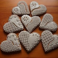Royal Icing, Food And Drink, Cookies, Desserts, Decorated Cookies, Wafer Cookies, Outfits, Ginger Beard, Biscuits