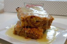 Looking for a new bread pudding recipe? This delicious dessert is made with Krispy Kreme donuts and it's a sweet treat! Serve as a breakfast dish or dessert! Krispy Kreme Bread Pudding, Bread Puddings, Delicious Desserts, Dessert Recipes, Dessert Ideas, Old Fashioned Bread Pudding, I Heart Recipes, Simple Recipes, Pudding Recipes