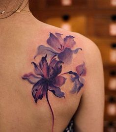 26 tatuagens de flores lindas para quem prefere ver beleza em tudo