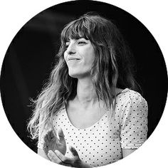 French singer, actress and model: Lou Doillon - www.MyFrenchLife.org