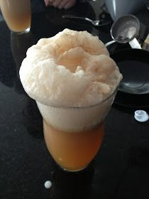 Harry Potters Butter Beer easy recipe - for the kids at the lake when we watch Harry Potter movies!