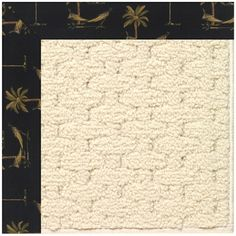 Capel Zoe Off White Area Rug Rug Size: Square 10'