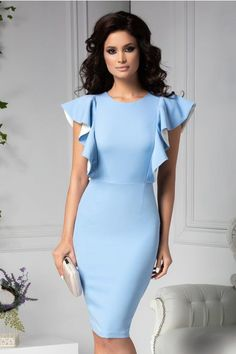 25 Women Dresses Trending Now Elegant Dresses, Cute Dresses, Short Dresses, Dresses For Work, Dress Outfits, Fashion Outfits, Perfect Prom Dress, African Fashion Dresses, Couture Fashion