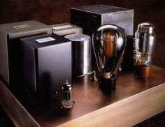 """Uchida"" Bronze 50 amplifier by Steve Berger"