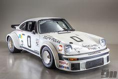Porsche 934: the forgotten fire-breather