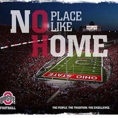 Let's Go! #Ohio State Buckeyes! * ichigan Sucks!