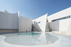 toyo ito completes museum in mexico dedicated to baroque art