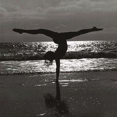 Yoga inspiration. dig it, yogamattie.com
