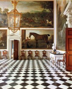 Ein Rundgang durch das Elternhaus von Prinzessin Diana in Althorp! Spencer House, Spencer Family, Lady Spencer, English Manor, English Style, Palais De Buckingham, Royal Residence, Country Scenes, Up House