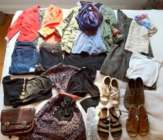packing list: heading to london - read about what i packed at alvaleigh.com